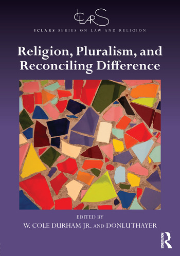 Religion, Pluralism, and Reconciling Difference book cover