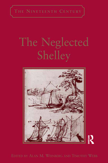 The Neglected Shelley book cover