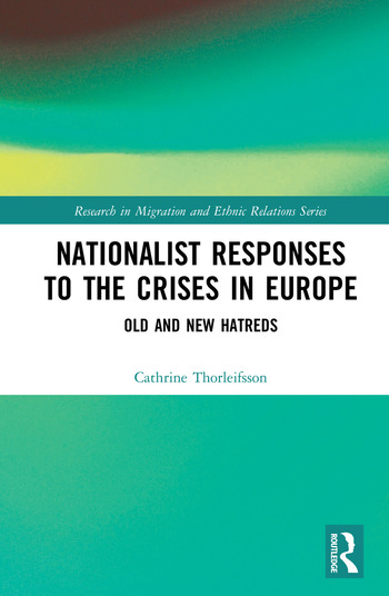 Nationalist Responses to the Crises in Europe Old and New Hatreds book cover