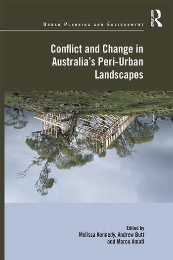 Conflict and Change in Australia's Peri-Urban Landscapes book cover