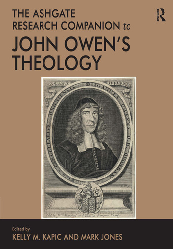 The Ashgate Research Companion to John Owen's Theology book cover