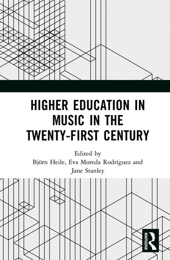 Higher Education in Music in the Twenty-First Century book cover