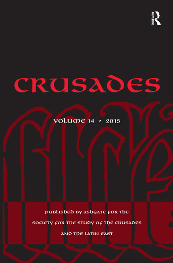 Crusades Volume 14 book cover