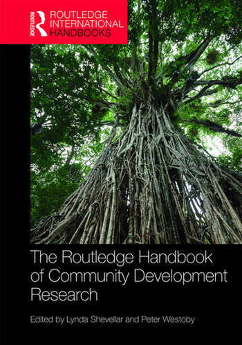 The Routledge Handbook of Community Development Research book cover