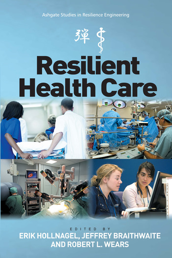 Resilient Health Care book cover