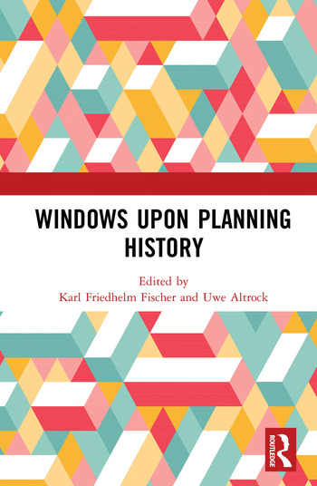 Windows Upon Planning History book cover