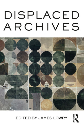 Displaced Archives book cover
