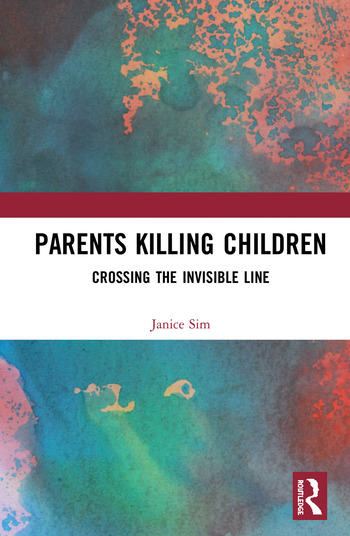 Parents Killing Children Crossing the Invisible Line book cover