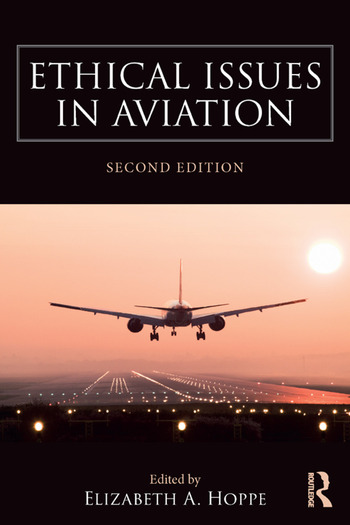 Ethical Issues in Aviation book cover