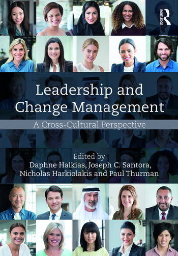 Leadership and Change Management A Cross-Cultural Perspective book cover