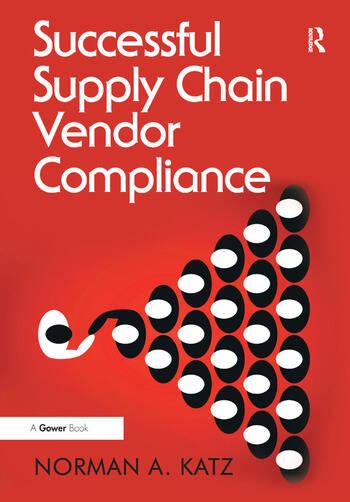 Successful Supply Chain Vendor Compliance book cover