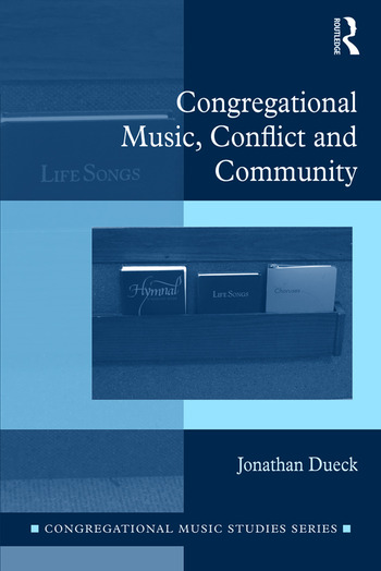 Congregational Music, Conflict and Community book cover