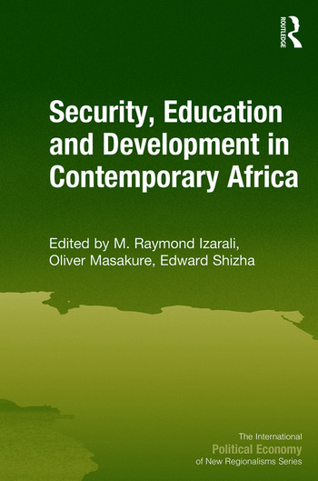 Security, Education and Development in Contemporary Africa book cover