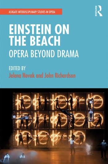 Einstein on the Beach: Opera beyond Drama book cover