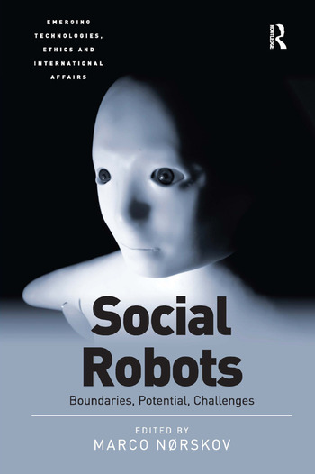 Social Robots Boundaries, Potential, Challenges book cover
