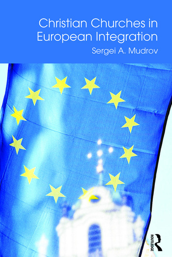 Christian Churches in European Integration book cover