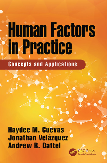 Human Factors in Practice Concepts and Applications book cover