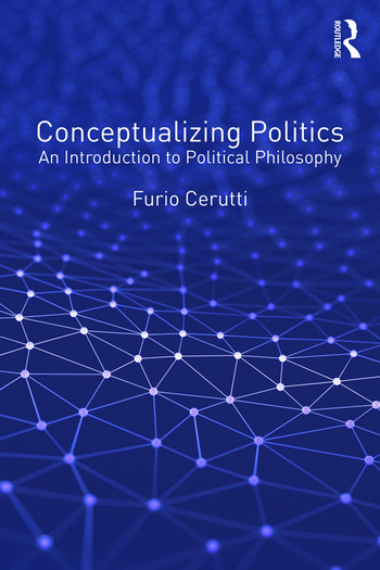 Conceptualizing Politics An Introduction to Political Philosophy book cover