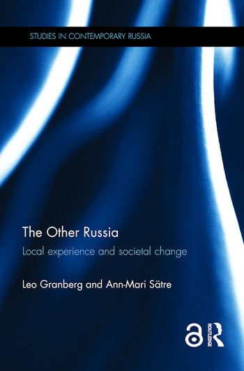 The Other Russia Local experience and societal change book cover