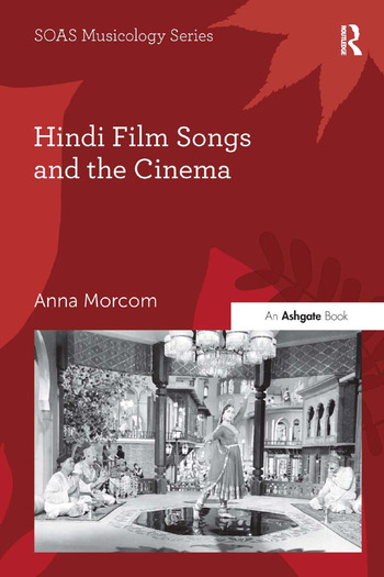Hindi Film Songs and the Cinema book cover