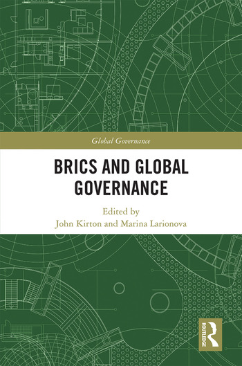 BRICS and Global Governance book cover