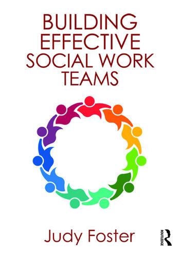 Building Effective Social Work Teams book cover
