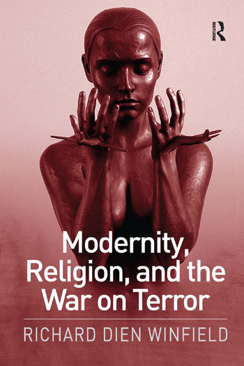 Modernity, Religion, and the War on Terror book cover