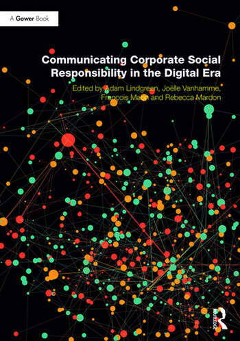 Communicating Corporate Social Responsibility in the Digital Era book cover