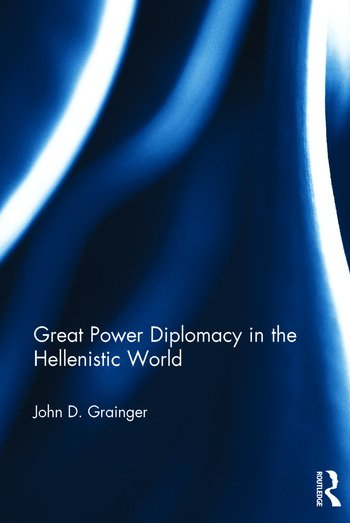 Great Power Diplomacy in the Hellenistic World book cover
