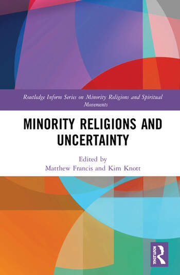 Minority Religions and Uncertainty book cover