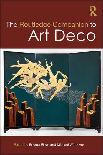 The Routledge Companion to Art Deco book cover