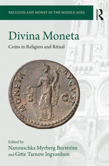Divina Moneta Coins in Religion and Ritual book cover