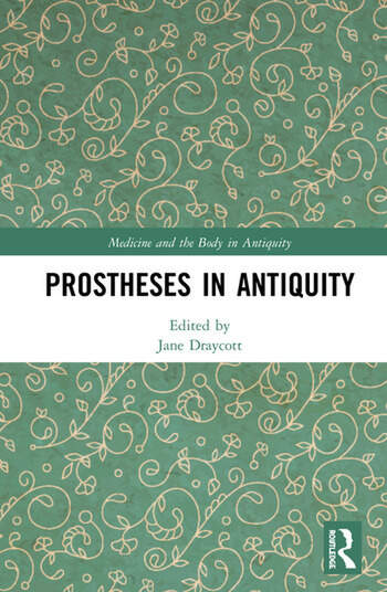 Prostheses in Antiquity book cover