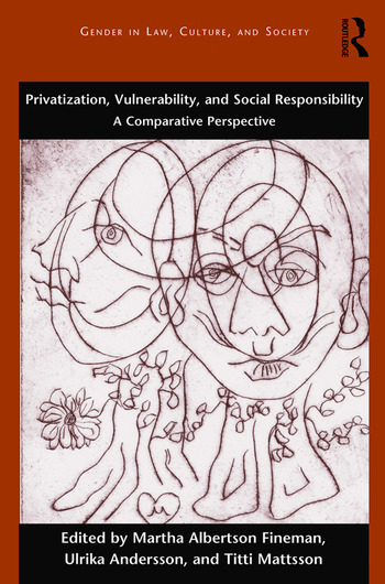 Privatization, Vulnerability, and Social Responsibility A Comparative Perspective book cover