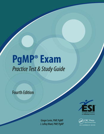 PgMP® Exam Practice Test and Study Guide book cover