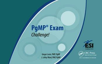 PgMP® Exam Challenge! book cover