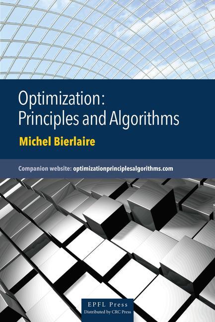 Optimization Principles and Algorithms book cover
