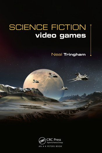 Science Fiction Video Games book cover