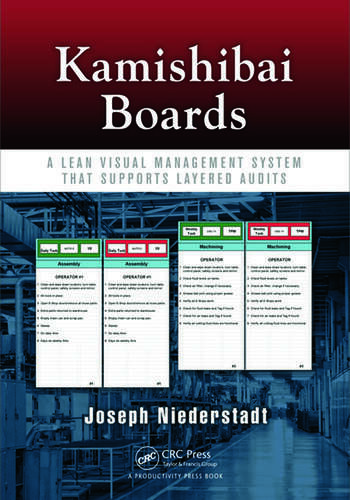 Kamishibai Boards A Lean Visual Management System That