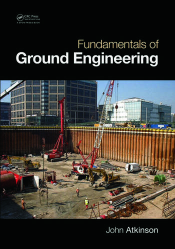 Fundamentals of Ground Engineering book cover