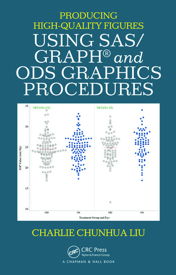 Producing High-Quality Figures Using SAS/GRAPH® and ODS Graphics Procedures book cover