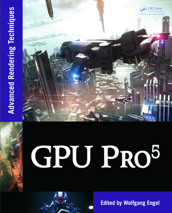 GPU Pro 5 Advanced Rendering Techniques book cover