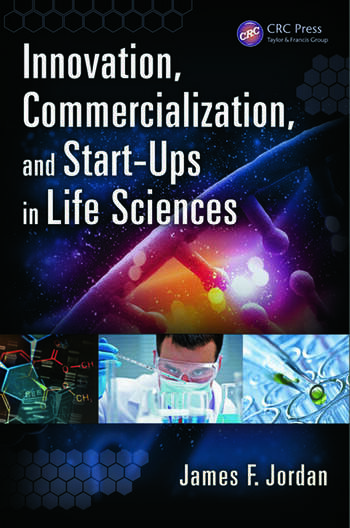 Innovation, Commercialization, and Start-Ups in Life Sciences book cover