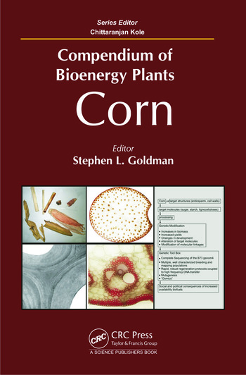 Compendium of Bioenergy Plants Corn book cover