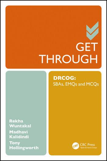 Get Through DRCOG SBAs, EMQs and McQs book cover