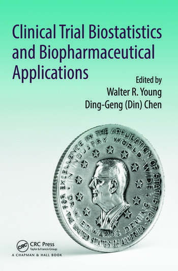 Clinical Trial Biostatistics and Biopharmaceutical Applications book cover
