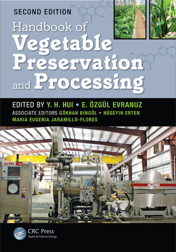 Handbook of Vegetable Preservation and Processing book cover