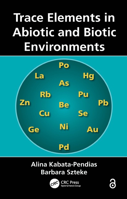 Trace Elements in Abiotic and Biotic Environments book cover