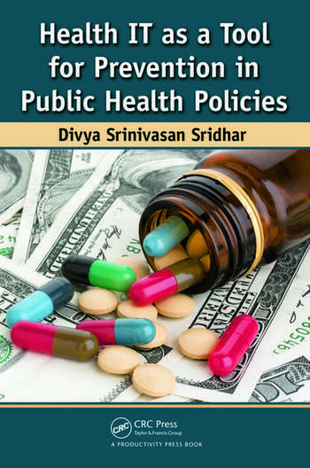 Health IT as a Tool for Prevention in Public Health Policies book cover