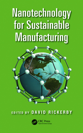 Nanotechnology for Sustainable Manufacturing book cover